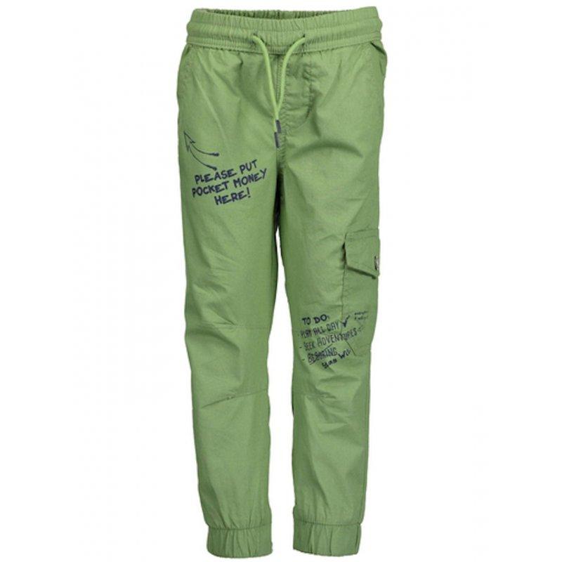 2ca63589f15198 Blue Seven Jungen Sommer Hose Schlupfhose Tee grün, 24,99 €