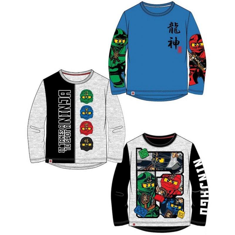 the best attitude 476ab 51895 Lego Ninjago Jungen Langarmshirt T-Shirt Langarm coole Motive