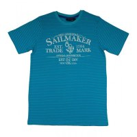 Blue Seven T-Shirt gestreift