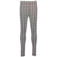 Blue Seven warme Leggings Muster off white