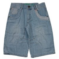 Bóboli Shorts Bermuda kurze Hose denim bleach