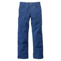 CFL Canvas Hose royalblau