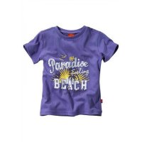 CFL T-Shirt Paradise feeling BEACH Lounge, lila, Gr. 116