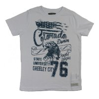 Colorado Are Boys T-Shirt Vintage white