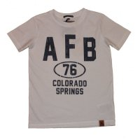 Colorado Chevy boys T-Shirt off white