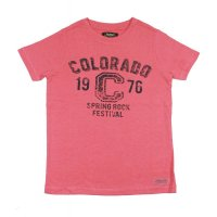 Colorado Walter Boys T-Shirt Basic coral melange