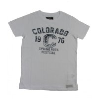 Colorado Walter Boys T-Shirt Basic white