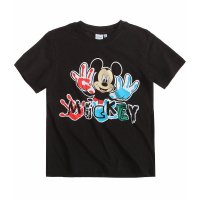 Disney Mickey Mouse T-Shirt schwarz
