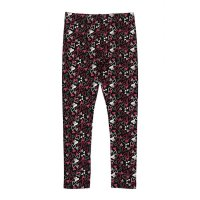 Disney Minnie Mouse Leggings Herzen schwarz