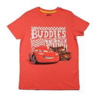 Disney cars T-Shirt Buddies to the finish, rot,...