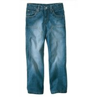 H.I.S. HIS Jeans Hose blue stone (571610) Gr. 152