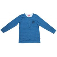 Kanz Boys Rock Legends Langarmshirt dark denim