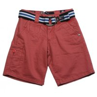 New Zealand Auckland Short Shorts vintage red