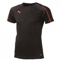 PUMA T-Shirt IT evoTRG tee Trainingshirt puma black