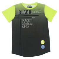 Sarabanda Jungen T-Shirt Black Music