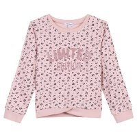 Sweatshirt Pullover 3 POMMES Mädchen Limited Edition Rose...