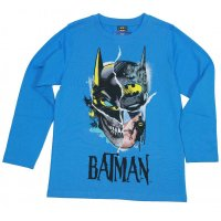 batman Langarmshirt Shirt Langarm french blue