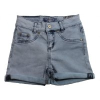 blue effect girls Normal Shorts kurze Hose blue bleached