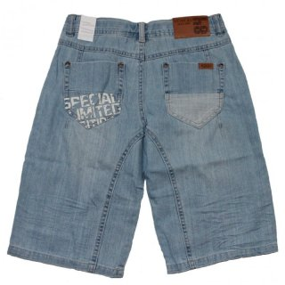 Boboli Shorts Bermuda kurze Hose denim bleach