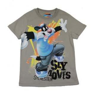 Looney tunes T-Shirt Sylvester London Fog
