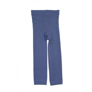 RS Kids Kinder Thermo Leggings m Innenflanell extra warm jeansblau