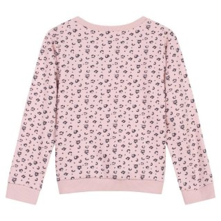 Sweatshirt Pullover 3 POMMES Mädchen Limited Edition Rose pale