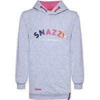 blue effect girls Long Hoodie Performer Sweatshirt...