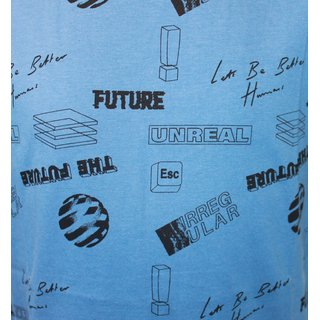 Blue Seven T-Shirt Jungen UNREAL Future blau
